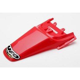 UFO Plastics Rear Fender Red For Honda CRF 50F 04-09