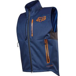 Fox Racing Mens Legion Offroad Riding Vest Blue