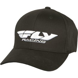 Black Fly Racing Boys Podium Flexfit Hat 2015