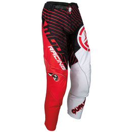 Moose Racing Mens Qualifier MX Motocross Pants Red