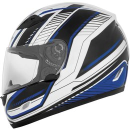 Cyber US-39 Data Full Face Helmet Blue