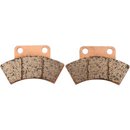 SBS ATV Off Road ATS Sintered Rear Brake Pads Single Set Only Polaris 717ATS Unpainted