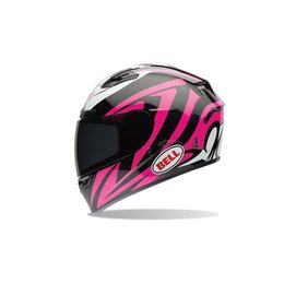 Bell Powersports Womens Qualifier DLX Impulse Full Face Helmet Pink