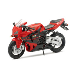 New Ray Toys 1:12 Scale Honda CBR600RR Sport Bike Toy Red 42603 Red