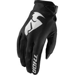 Thor Mens Sector MX Gloves Black