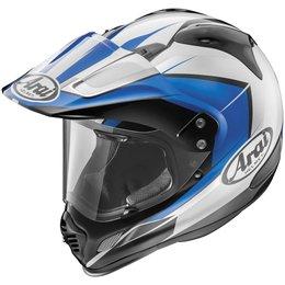 Blue Arai Xd4 Xd-4 Flare Dual Sport Helmet