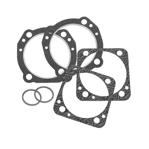 32 87 Ss Cycle Headbase Gasket Kit For Harley Davidson 200526