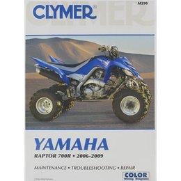 Clymer Repair Manual For Yamaha Raptor 700R 06-09