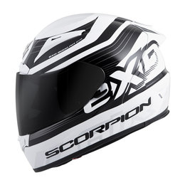 Scorpion EXO-R2000 EXOR2000 Fortis Full Face Helmet White