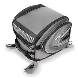 Silver Firstgear Stone Motorcycle Tail Bag