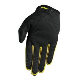 Yellow Thor Mens Spectrum Gloves 2015