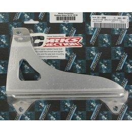Works Connection Radiator Brace Aluminum For Yamaha YZ85 02-09