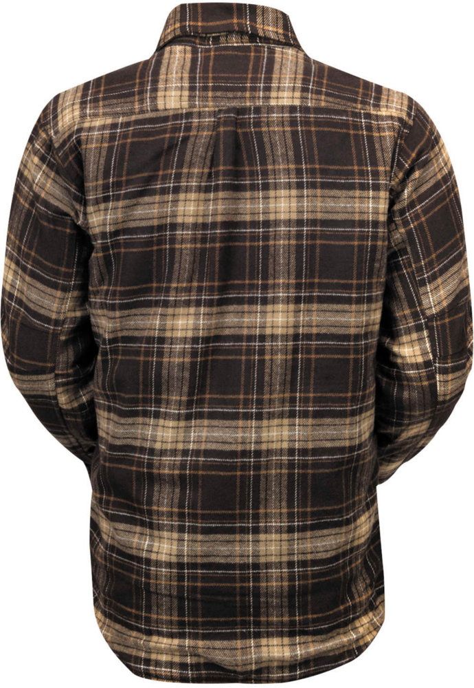 Womens Long Flannel Shirt