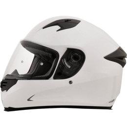 AFX FX24 Full Face Helmet White