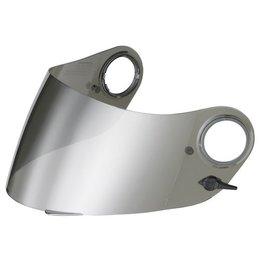 Silver Hjc Symax-ii Helmet Shield Rst