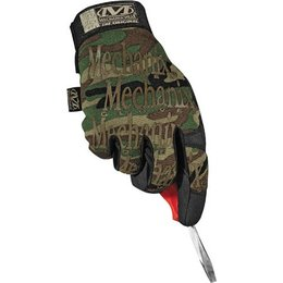 Woodland Camo Mechanix Wear Original Gloves