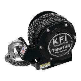 KFI ATV/UTV TigerTail Tow System Standard Black 101120 Black