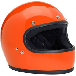 Hazard Orange Biltwell Mens Gringo Full Face Helmet 2014