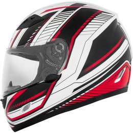 Cyber US-39 Data Full Face Helmet Red