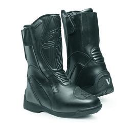 Black Vega Womens Touring Leather Boots 2014 Us 8