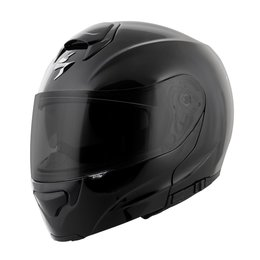 Scorpion EXO-GT3000 Modular Motorcycle Helmet With Flip Up Chin Bar Black