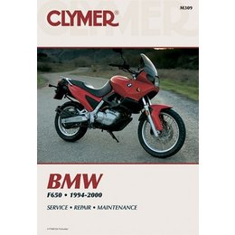 Clymer Repair Manual For BMW F650 F-650 94-00
