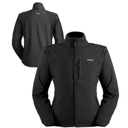 Black Mobile Warming Classic Jacket