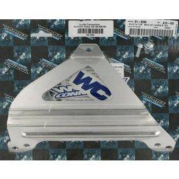 Works Connection Radiator Brace Aluminum For Suzuki RM85 04-09