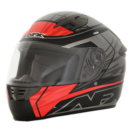 AFX FX24 Talon Full Face Helmet Red