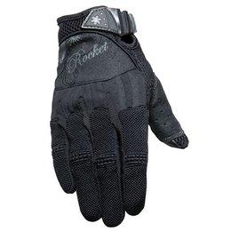 Black Joe Rocket Womens Heartbreaker Gloves