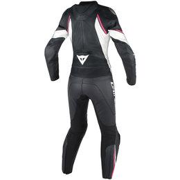 Dainese Womens Avro D2 2 Piece Leather Suit Black