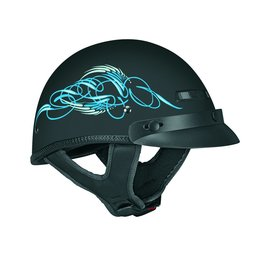 Aqua Vega Womens Xts Scroll Half Helmet 2014