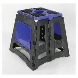 Blue Polisport Folding Offroad Moto Stand Universal