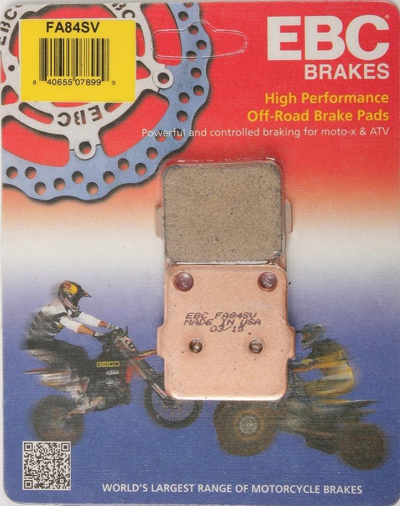 Honda F+R Brake Pads TRX 400 EX Sportrax 2001 2002 2003 2004 2005 2006 2007 2008