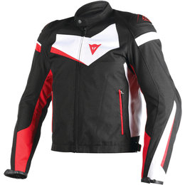 Dainese Mens Veloster Armored Textile Jacket Black