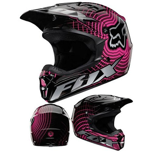 Discount Motorcycle Gear >> $159.95 Fox Racing V1 Vortex Helmet #137767