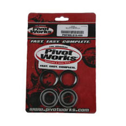 N/a Pivot Works Wheel Bearing Kit Front For Suzuki Rm-z250 450