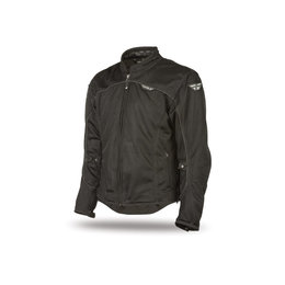 Black Fly Racing Mens Flux Air Mesh Jacket 2015