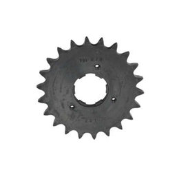 Chris Products Sprocket 22T For Harley-Davidson Big Twin 1980-1985 Steel 278-22 Unpainted