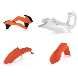 Acerbis Plastic Kit For KTM Original 2314315135 Orange