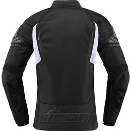Icon Womens Automag 2 Textile Jacket Grey