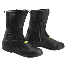 Gaerne Mens G-Prestige Waterproof Gore-Tex Riding Boots Black