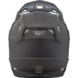 Fly Racing Toxin MX Helmet Black