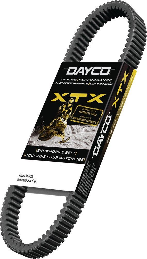 149 95 Dayco Xtx Snowmobile Drive Belt Polaris 550 Iq 966010