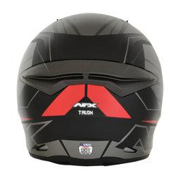 AFX FX24 Talon Full Face Helmet Red