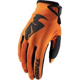 Thor Mens Sector MX Gloves Orange