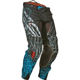 Black, Blue Fly Racing Mens Evolution 2.0 Spike Pants 2015 Us 28 Black Blue