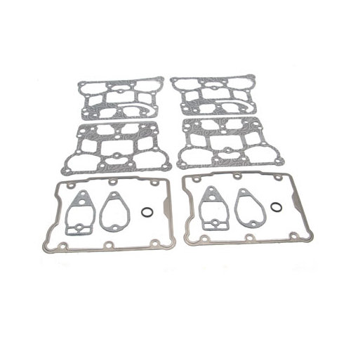 $99.95 S&S Cycle Rocker Cover Gasket Kit For Up To 4 Inch #200544