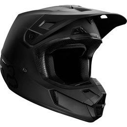Fox Racing V2 Matte Helmet Black