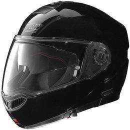 Gloss Black Nolan N104evo N-104 Evo Modular Helmet With Mcs